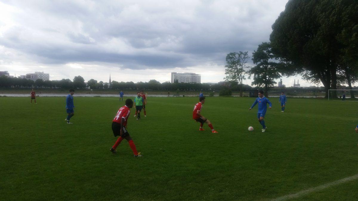 Herbe Niederlage für RK II im Test gegen Blau-Weiß Köln V