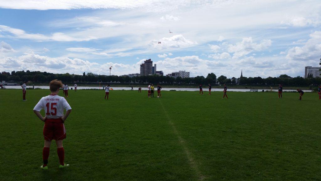 Testspiel RKI - FSV Köln Nord 1899 I