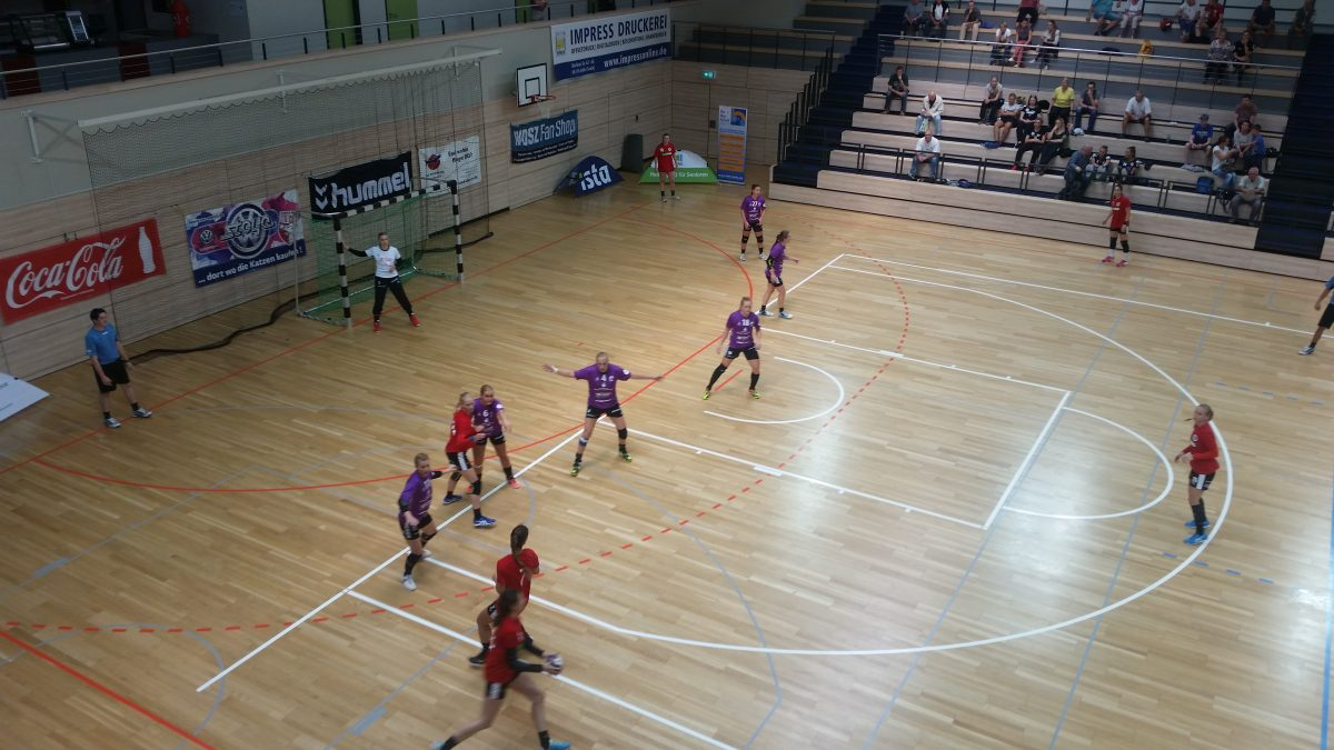 (M)ein Rücklick auf den 3. Halle/Saale Cup  – Wildcats im Test gegen drei Bundesligisten