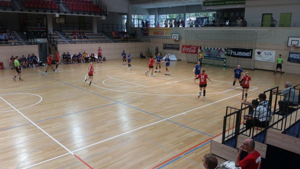Wildcats vs. HSG Blomberg-Lippe