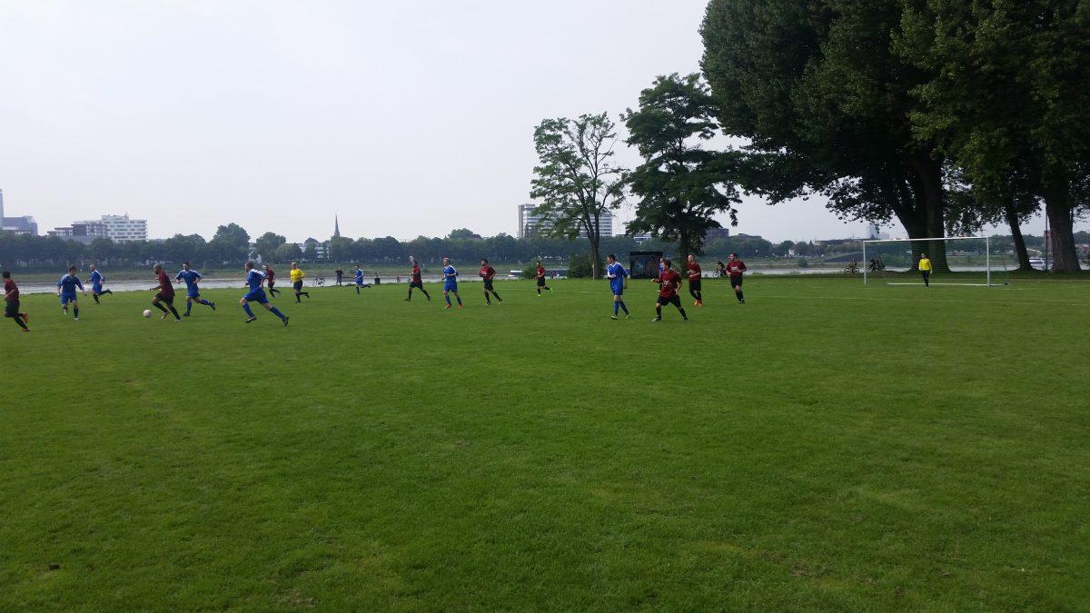 Gemischter Saisonstart der Raderthal Kickers in Kreisliga C und D