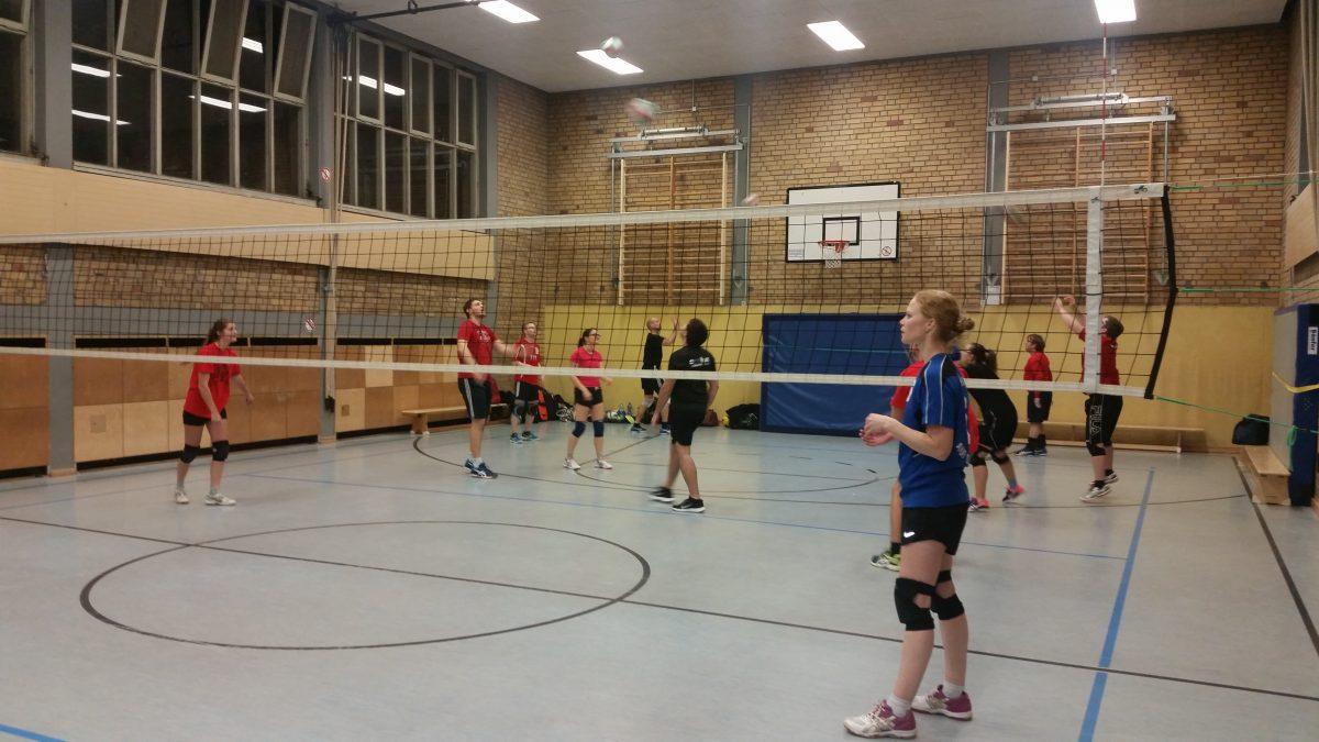 Heimspiel KTB II vs. TVE IV
