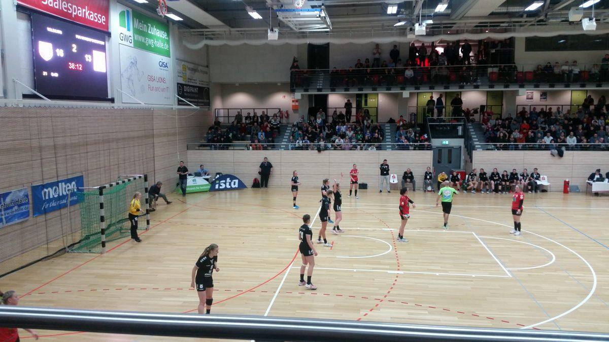 SV Union Halle-Neustadt vs. FSG Mainz05/Budenheim