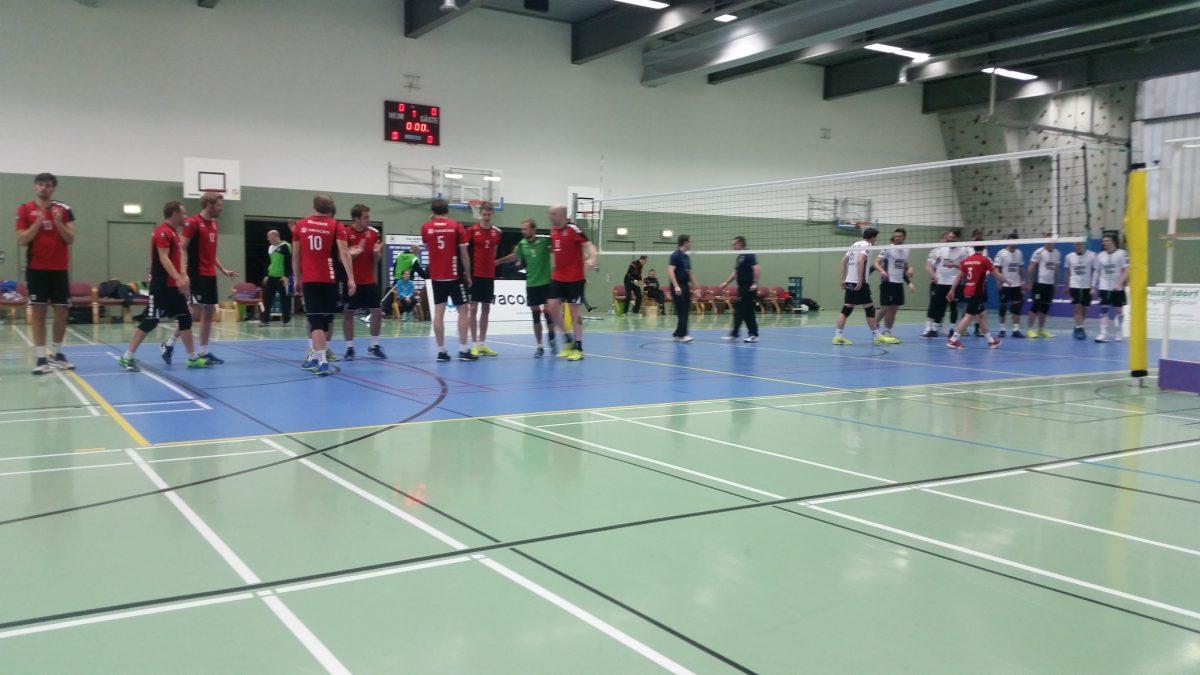 TVA Hürth mit Niederlage gegen VV Human Essen (2. Volleyball-Bundesliga Nord)